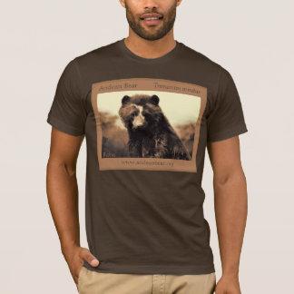 Camiseta Retrato de Bubu - Sepia