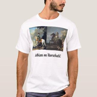 Camiseta Retrato de Catherine The Great, porque não poderia