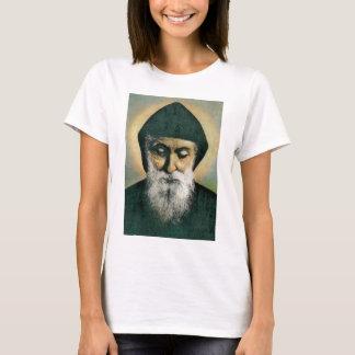 Camiseta Retrato de Charbel do santo