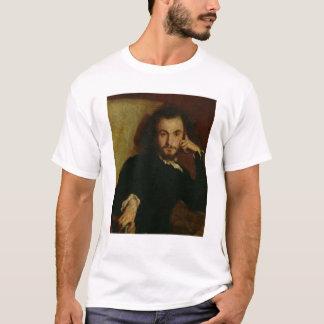 Camiseta Retrato de Charles Baudelaire 1844
