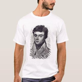 Camiseta Retrato de Evariste Galois