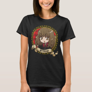 Camiseta Retrato de Hermione Granger do Anime