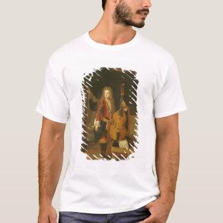 Camiseta Retrato de Johann Schenck