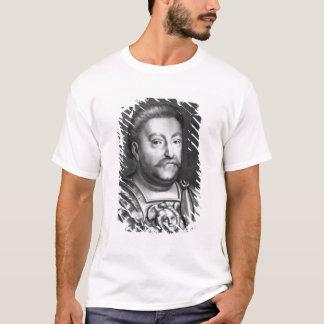 Camiseta Retrato de John III Sobieski