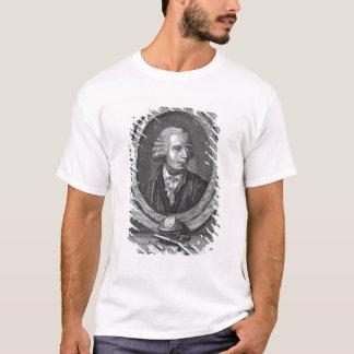 Camiseta Retrato de Leonard Euler
