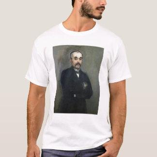 Camiseta Retrato de Manet | de Georges Clemenceau, 1879