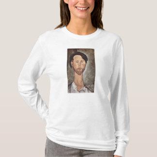 Camiseta Retrato de Modigliani Amedeo