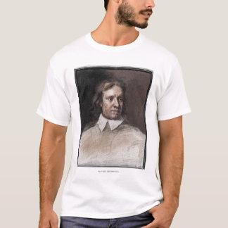 Camiseta Retrato de Oliver Cromwell