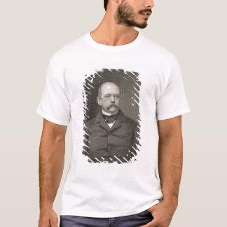 Camiseta Retrato de Otto von Bismarck