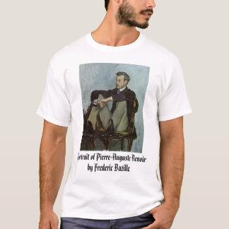 Camiseta Retrato de Pierre-Auguste Renoir, retrato de…