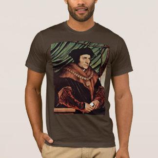 Camiseta Retrato de Thomas MoreBy Hans Holbein o mais novo
