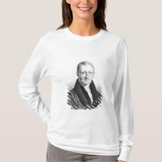 Camiseta Retrato de Thomas Robert Malthus