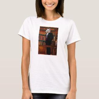Camiseta Retrato de um cavalheiro Terrier