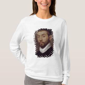 Camiseta Retrato de um homem, presumido ser Marot clemente