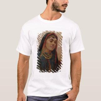 Camiseta Retrato de uma menina do Oriente Médio, c.1859