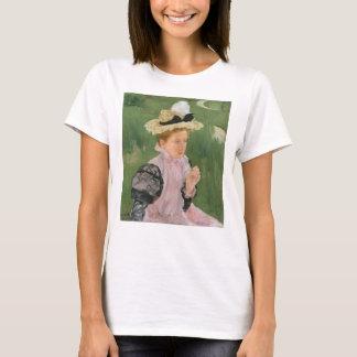 Camiseta Retrato de uma rapariga, cerca de 1899