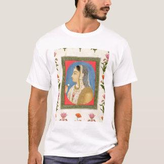 Camiseta Retrato de uma senhora nobre, do Alb pequeno de