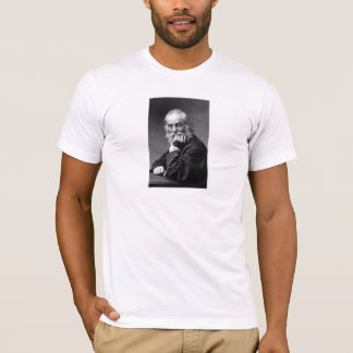 Camiseta Retrato de Walt Whitman em Washington, C.C.