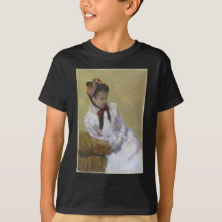 Camiseta Retrato do artista - Mary Cassatt