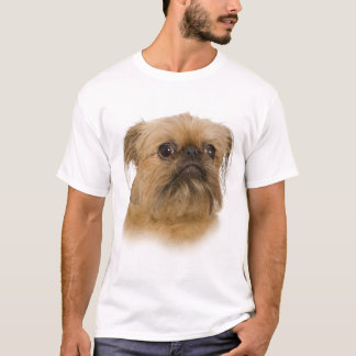 Camiseta Retrato do brux de Griffon