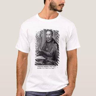 Camiseta Retrato do galope Felix de Vega Carpio