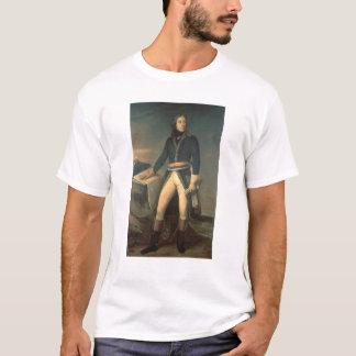 Camiseta Retrato do general Louis-Lazare Hoche