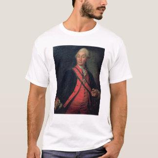 Camiseta Retrato do Generalissimo do marechal de campo