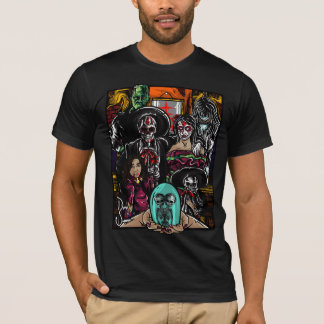 "Camiseta ""Retrato do inoperante """