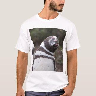 Camiseta Retrato do pinguim de Magellanic
