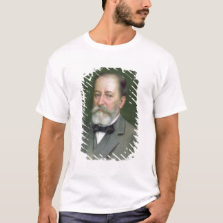 Camiseta Retrato do Santo-Saens 1903 de Camilo