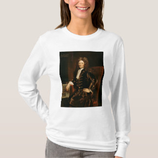 Camiseta Retrato do senhor Christopher Wren 1711