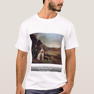 Camiseta Retrato do senhor George e da senhora Strickland