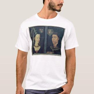 Camiseta Retrato dobro de Charles le Temeraire duque