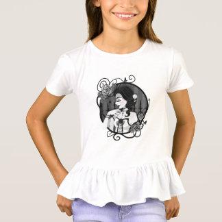 Camiseta Retrato gótico do vampiro do Victorian