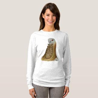 Camiseta Retrato Valencian do pombo de Figurita