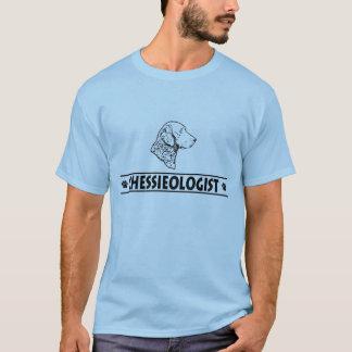 Camiseta Retriever de baía de Chesapeake cómico