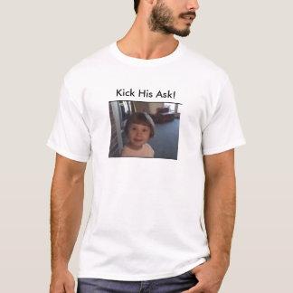Camiseta Retroceda seu pedem!