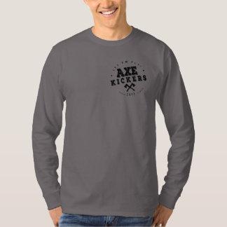 Camiseta Retrocessos do machado