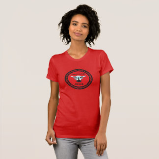 Camiseta reuna a ESPECIARIA do nerd - t-shirt americano do