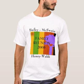 Camiseta Reunião 2008 de Bailey McSwain Henry Walsh