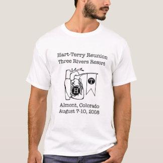 Camiseta Reunião de Cervo-Terry