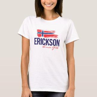 Camiseta Reunião de Erickson - desde 1916