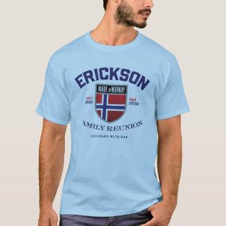Camiseta Reunião de Erickson - Griffith
