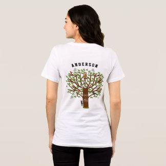 Camiseta Reunião de família