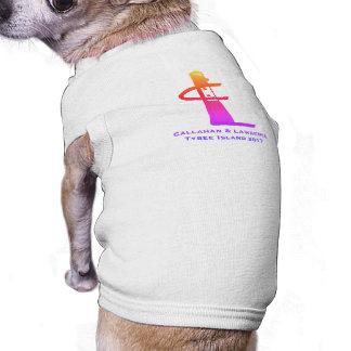 Camiseta Reunião de família 2017 da ilha de Tybee