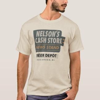 Camiseta Reunião de família - loja de dinheiro de Nelson
