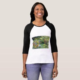 Camiseta Reunião de três jardins