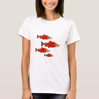 Camiseta Reunião dos salmões