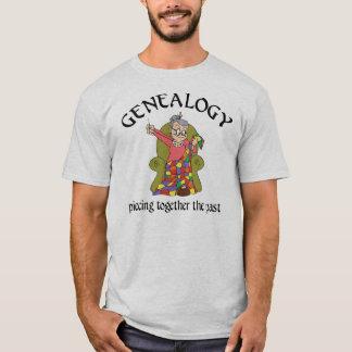 Camiseta Reunindo o passado