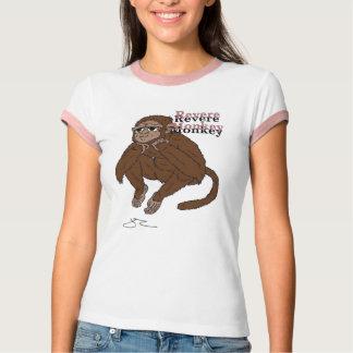 Camiseta Revere o macaco